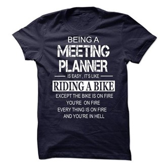 Meeting Planner Shirt